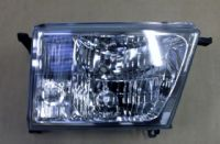 Toyota Land Cruiser Amazon 4.2TD HDJ100 - Front Headlamp Unit L/H (L/H/D Only) 1998-2005